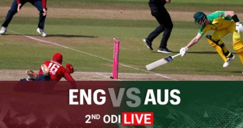 England vs Australia 2nd ODI: Match Preview, Match Details, Team News, Prediction & Expected Lineups
