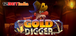 Gold Digger slot game review and 12BET India's treat on Mooncake Festival
