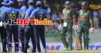 12BET India News: Sri Lanka cricket proposes split quarantine to Bangladesh following tour doubts