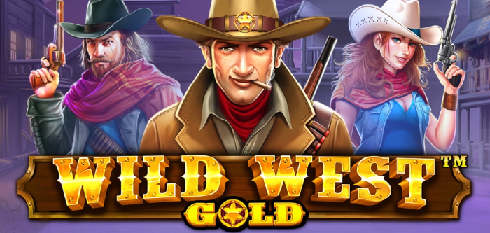 Wild West Gold slot game review and 12BET India's feature game