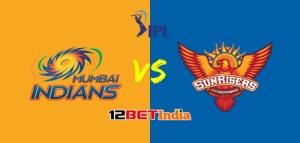 12BET Predictions IPL 2020 Match 17 Mumbai Indians Vs Sunrisers Hyderabad