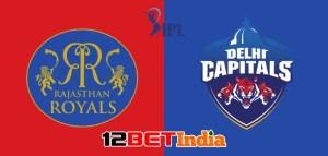 12BET Predictions IPL 2020 Match 23 Rajasthan Royals Vs Delhi Capitals