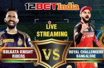 12BET Predictions IPL 2020 Match 39: Kolkata Knight Riders Vs Royal Challengers Bangalore
