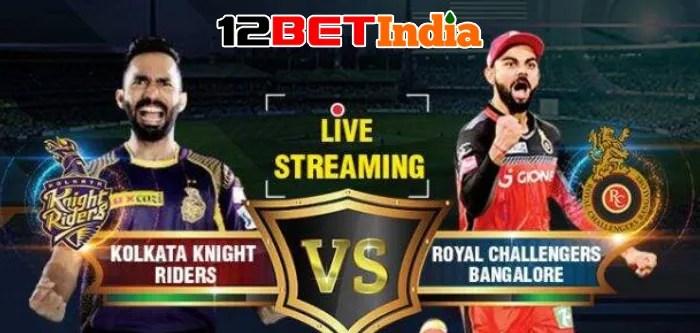 12BET Predictions IPL 2020 Match 39: Kolkata Knight Riders Vs Royal Challengers Bangalore