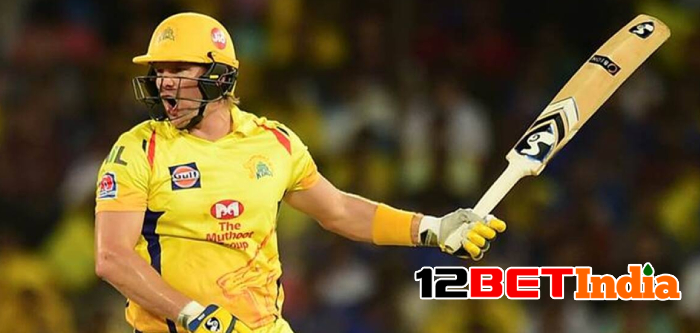12BET India News Australia's Shane Watson retires from all forms of cricket following CSK's IPL exit