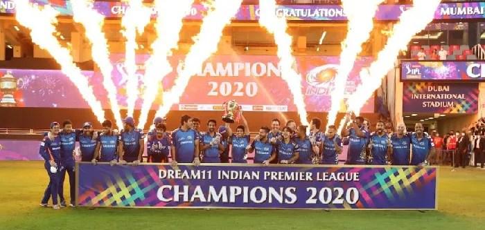 12BET India News: Mumbai Indians beat Delhi Capitals to clinch fifth IPL