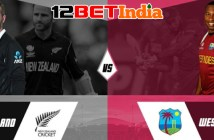12BET Predictions NZ Vs WI 2020 Third T20I