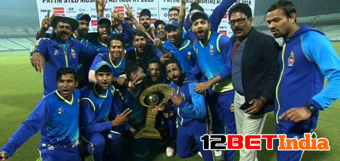12BET India News Domestic cricket to commence with Syed Mushtaq Ali Trophy from January 10