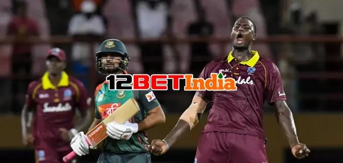 12BET Predictions 3rd ODI Bangladesh VS West Indies