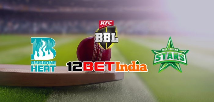 12BET Predictions BBL 2020-21 Match 32 Brisbane Heat vs Melbourne Stars