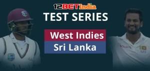 12BET Predictions West Indies vs Sri Lanka first Test match