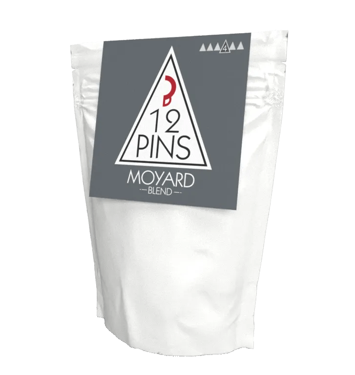 12 Pins Moyard Coffee Pouch