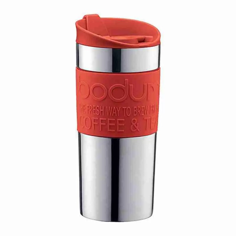 thermal vacuum travel mug