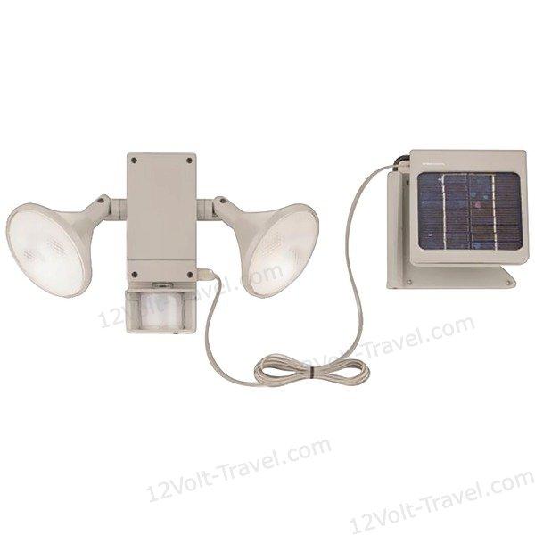 brinkmann 821 7000 0 solar security lights with motion detector 12volt travel