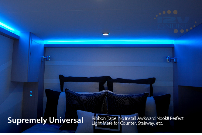 Light Bulbs Rv Interior