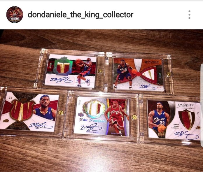 Don Daniele the King Collector Instagram