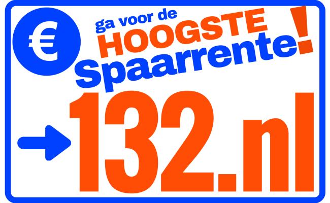 De Hoogste Spaarrente Bij 132.nl