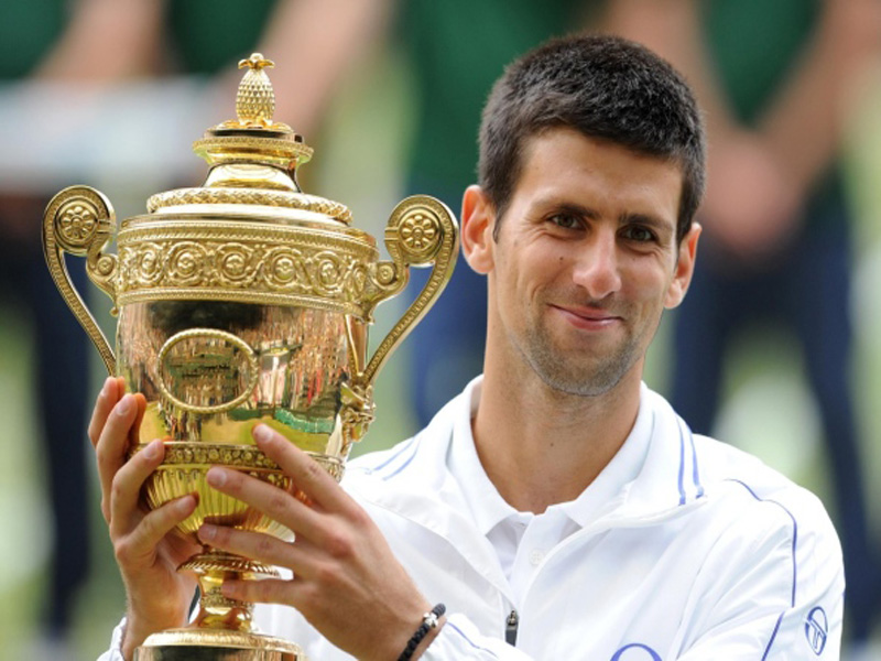 Image result for novak djokovic wimbledon 2018