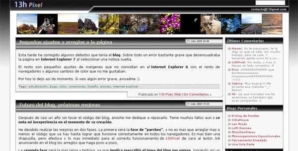 Versión Web 12-07-2009