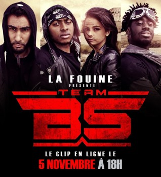 La Fouine – Team BS Paroles
