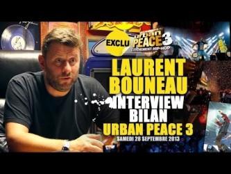 Laurent Bouneau : Le rap fait partie de la culture française !