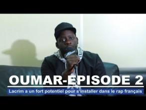 Oumar de Def Jam : Lacrim à un fort potentiel pour s'installer dans le rap français