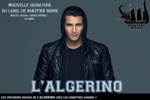 Maitre Gims : L'Algerino rejoint son label MMC !