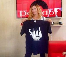 Maitre Gims : Vitaa nouvelle signature de Monstre Marin