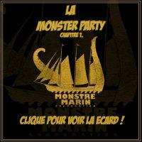 Maitre Gims présente la compilation Monstre Marin Corporation
