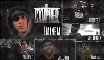 Eminem : Un nouveau morceau et un Freestyle de 18 minutes