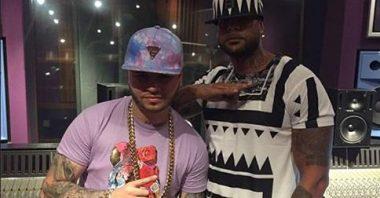 Booba en feat avec la star du reggaeton Farruko !
