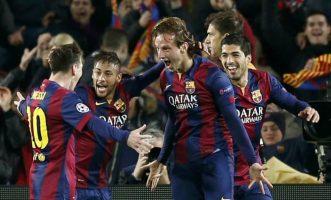 FC Barcelone vs Getafe CF : 6-0 (résumé vidéo et buts)