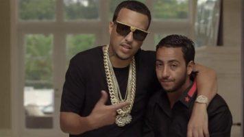 Lacrim présente le remix de J'suis qu'un thug avec French Montana !