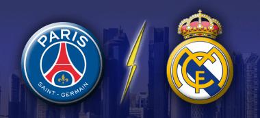 PSG vs Real Madrid en direct streaming légal