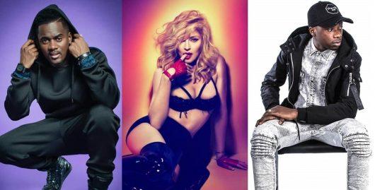 Madonna fan de Black M et MHD !