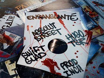 Absolut Street ft Swift Guad & Hugo TSR : Ensanglanté (Son)