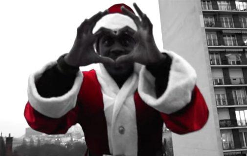 Black M : Cadeau joyeux Noël (Paroles)