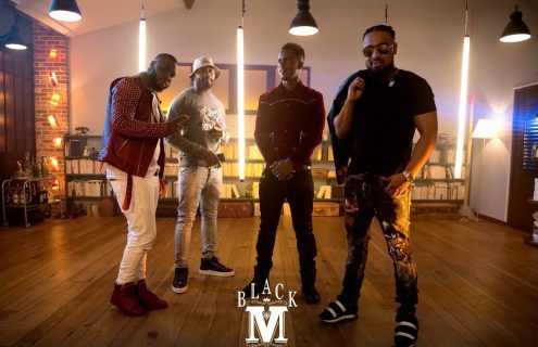 Black M feat. Gradur, Alonzo & Abou Debeing - Tout ce qu'il faut (Clip)