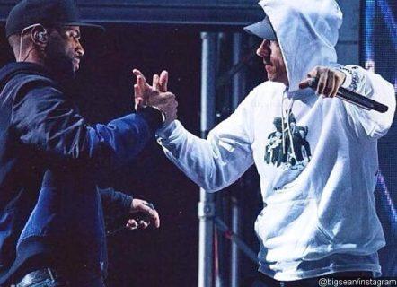 Big Sean : No Favors feat Eminem (Son)