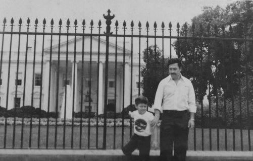 Juan Pablo raconte Escobar, son père : le fils du plus célèbre baron de la drogue témoigne !