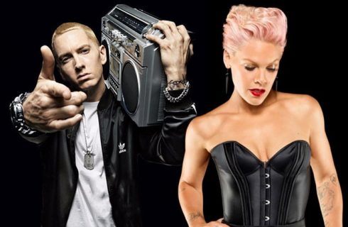 Pink feat Eminem - Revenge (Son)