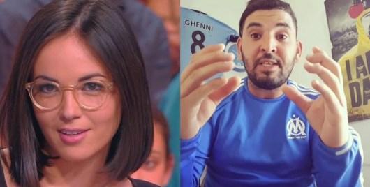 La rencontre surprenante entre Agathe Auproux et Mohamed Henni