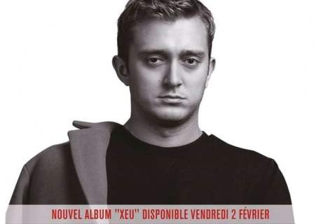 Vald dévoile l'album XEU !