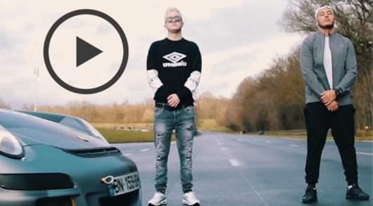 Vald et Hornet La Frappe dévoilent le clip de leur collaboration : Valise !