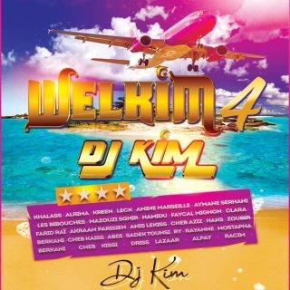 Dj Kim - Welkim 4 (Album)