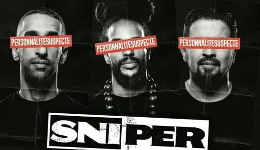 Sniper : Le nouvel album Personnalité Suspecte sortira le 19 octobre !