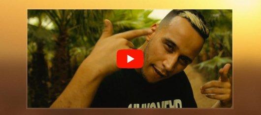 LECK, casé et rangé dans le clip « Parano »
