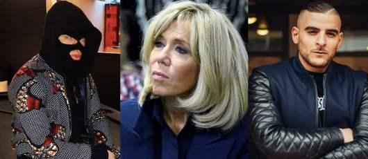 Traitée de cougar par Kalash Criminel, Brigitte Macron se venge, Sofiane réagit !