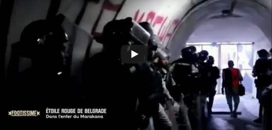 PSG : L'ambiance apocalyptique qui attend les Parisiens à Belgrade (Vidéo)