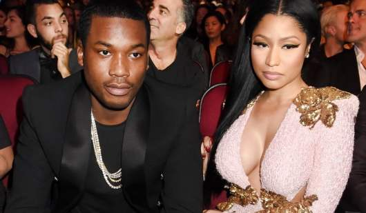 Nicki Minaj clash Meek Mill sur scène, il réagit en menaçant de révéler des dossiers !
